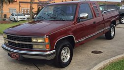 1992 Chevrolet C/K 1500 Ext. Cab 8-ft. Bed 2WD