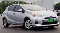 2014 Toyota Prius c Four