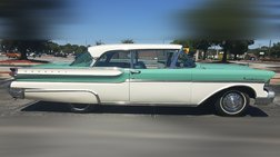 1957 Mercury 2 DR.  Hard Top