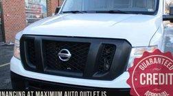 2013 Nissan NV Cargo 1500 S
