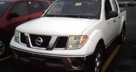 2006 Nissan Frontier SE Crew Cab