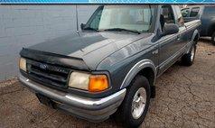 1993 Ford Ranger XLT