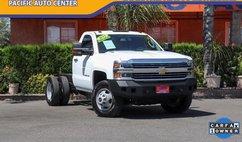 2015 Chevrolet Silverado 3500 WT