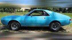 1969 AMC 4 Speed
