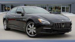 2021 Maserati Quattroporte S Q4 GranLusso