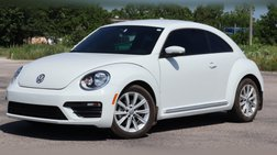 2018 Volkswagen Beetle 2.0T S with Style and Comfort
