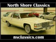 1985 Cadillac Fleetwood Brougham Base