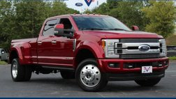 2018 Ford F-450 Super Duty Limited