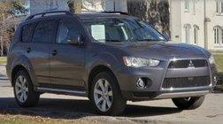 2010 Mitsubishi Outlander XLS