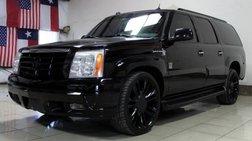 2005 Cadillac Escalade ESV Standard