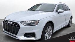 2020 Audi A4 allroad 2.0T quattro Premium Plus