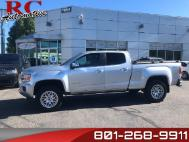 2016 GMC Canyon SLT