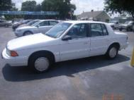 1992 Plymouth Acclaim Base