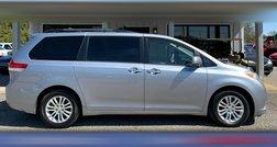 2011 Toyota Sienna 5dr 7-Pass Van V6 XLE AAS FWD (Natl)