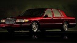 1997 Lincoln Town Car Executive
