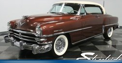 1953 Chrysler New Yorker Newport