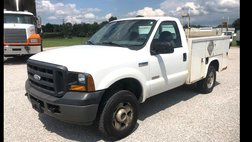 2007 Ford F-350 XL 4WD