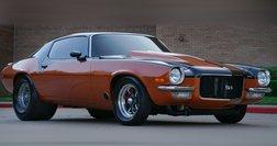 1972 Chevrolet Camaro SPLIT BUMPER