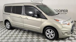 2016 Ford Transit Connect Wagon XLT