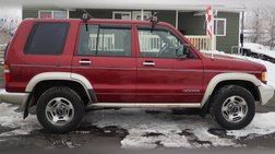 1997 Isuzu Trooper LS