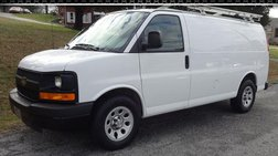 2013 Chevrolet Express Cargo Van 1500