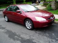 2004 Honda Accord EX V-6 w/Navi