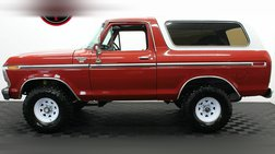 1979 Ford Bronco RANGER XLT V8 AUTO 4X4!