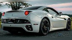 2011 Ferrari California Base