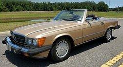 1986 Mercedes-Benz 560-Class 560 SL