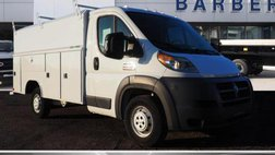 2014 Ram ProMaster Cutaway Chassis 2500 136 WB