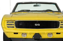 1969 Chevrolet Camaro Real RS/SS 396 #s match