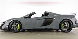 2016 McLaren 675LT Standard
