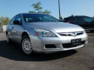2007 Honda Accord Value Package