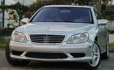 2004 Mercedes-Benz S-Class S 55 AMG