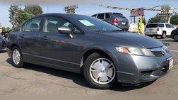 2010 Honda Civic Hybrid Hybrid