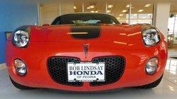 2009 Pontiac Solstice Street Edition