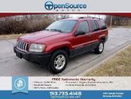 2004 Jeep Grand Cherokee Laredo