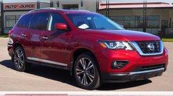 2017 Nissan Pathfinder Platinum
