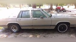 1991 Mercury Grand Marquis GS
