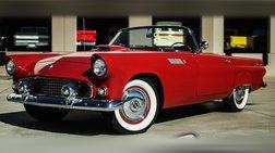 1955 Ford Thunderbird Hardtop Convertible
