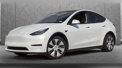 2021 Tesla Model Y Long Range