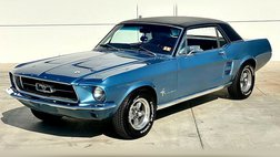 1967 Ford Mustang Coupe Immaculate