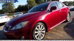 2008 Lexus IS 250 Base
