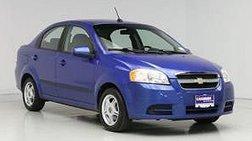 2010 Chevrolet Aveo LS
