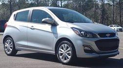 2021 Chevrolet Spark 1LT CVT