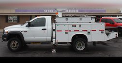 2008 Dodge Ram 5500 Regular Cab 4WD DRW Bucket Truck