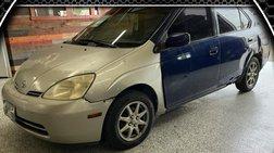 2002 Toyota Prius Base