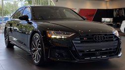 2021 Audi S8 4.0T quattro
