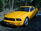 2009 Ford Mustang V6 2 Door Coupe