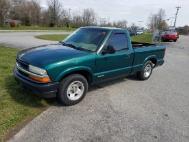 1998 Chevrolet  Reg. Cab Short Bed 2WD